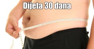 30 dana za dijetu