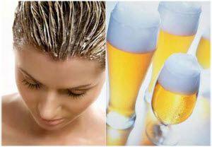 Pivo za kosu podstiče novi rast
