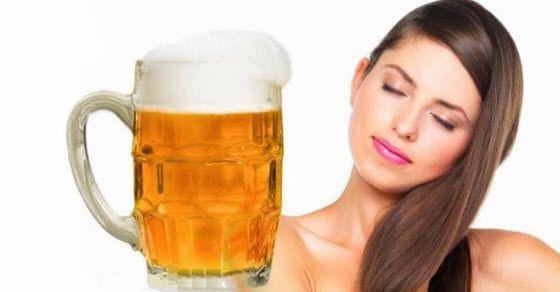 Pranje kose pivom rezultati