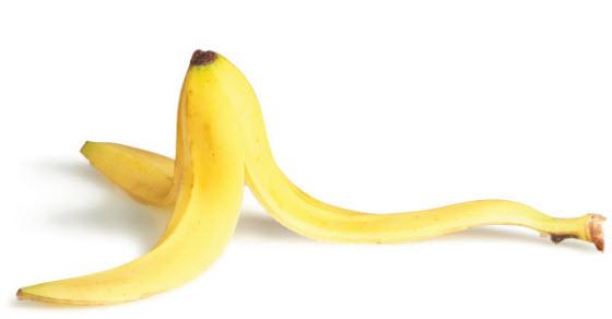 maska za lice od bananine kore