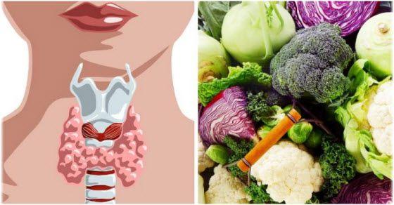 ishrana za štitnu žlezdu