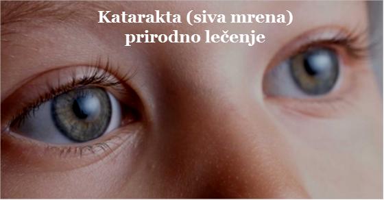 lečenje katarakte