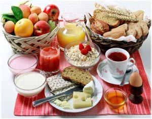 zdravo kombinovanje hrane