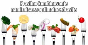 kombinacija hrane