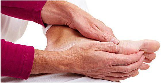 Prirodni lekovi za dijabetesno stopalo