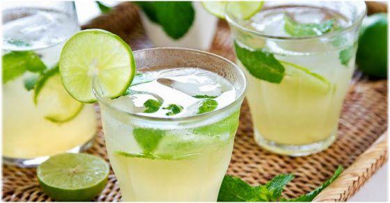 limeta i limun za mrsavljenje