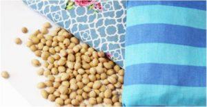 Jastuk od koštice višnje izrada