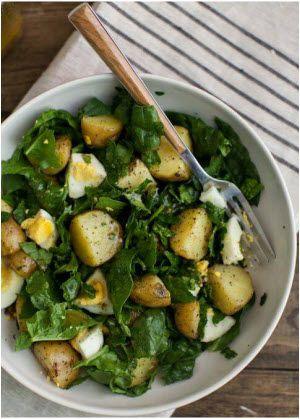 kako se sprema krompir salata sa lukom