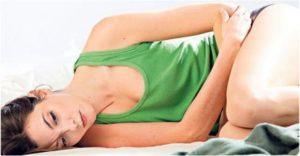 koji je uzrok krvarenja nakon menstruacije