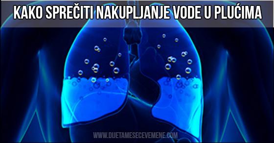 plućni edem lečenje prirodno