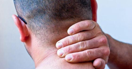 Spazam mišića vrata i leđa kako ublažiti tegobe