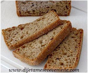 integralni hleb bez kvasca
