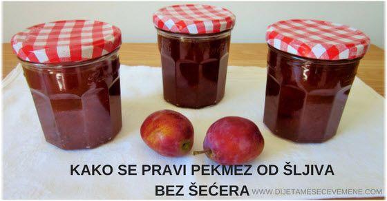 recept za džem od šljiva