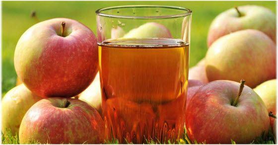 Domaći sok od jabuka lekovita svojstva i recepti