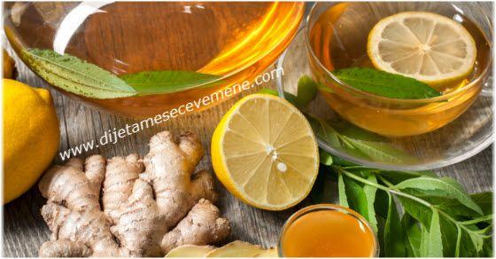 podizanje imuniteta čajevima