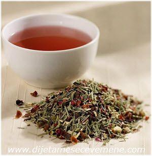 kako se prave čajevi za imunitet