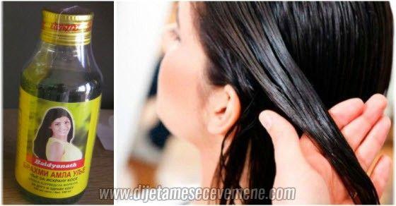 brahmi amla ulje za oštećenu kosu