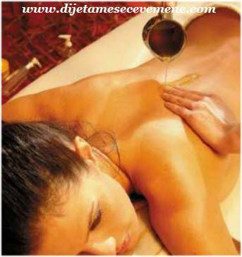 ulje za masažu tela