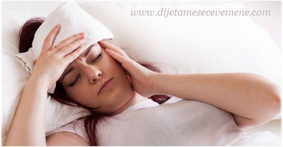 znojenje noću kod žena