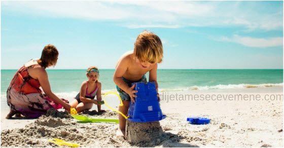 sunčanica kod male dece