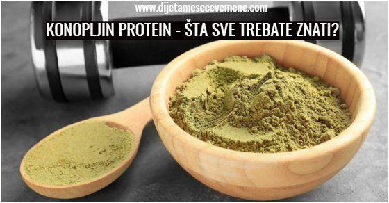 Konopljin protein u prahu, upotreba i iskustva