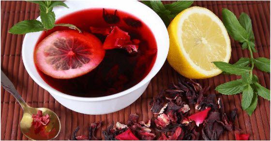 čaj od hibiskusa lekovitost