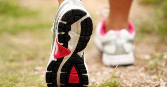brzo hodanje skida kalorije