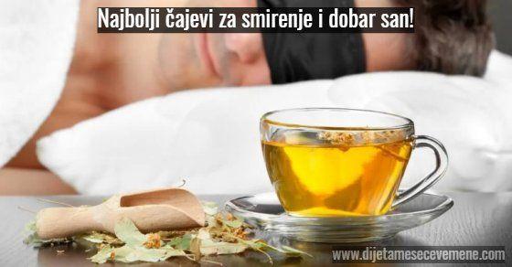 Najbolji čaj za smirenje živaca i nervne napetosti
