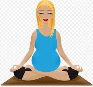 joga za trudnice kako se radi