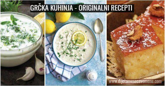 Grčka kuhinja recepti i ukusi koji se pamte