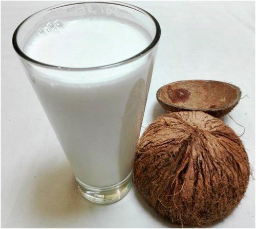 kokosovo mleko od svezeg kokosa