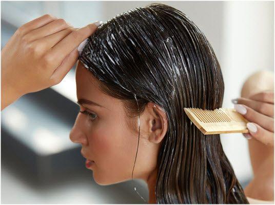 kako potamniti kosu farbom
