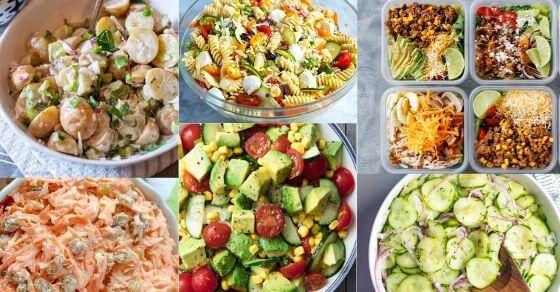 Recepti za posne salate