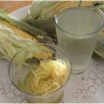 Kukuruzna svila čaj za mršavljenje