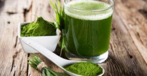kako se pravi sok od ječmene trave