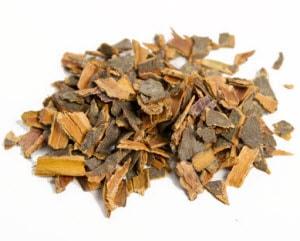 pear bark tea